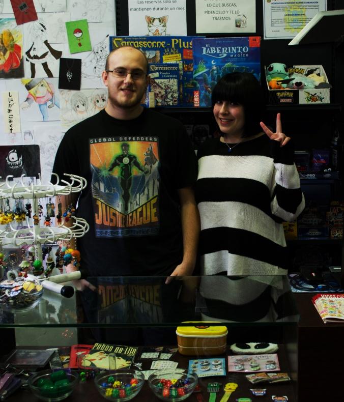 Iván y Clara, de Shinigami Cómics