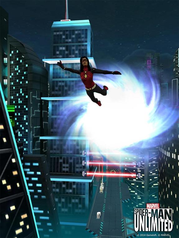Spider Woman 5