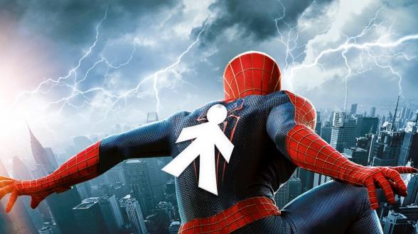 Spiderman inocente
