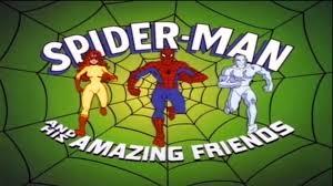 Spiderman y sus amigos1