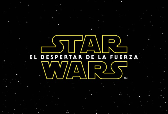 Star Wars el despertar de la fuerza