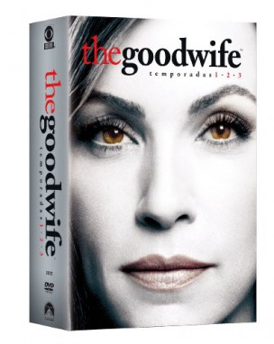 The Good Wife - serie temporada 1-2-3 - para regalar