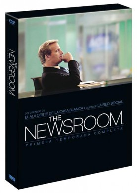 The Newsroom - serie - para regalar
