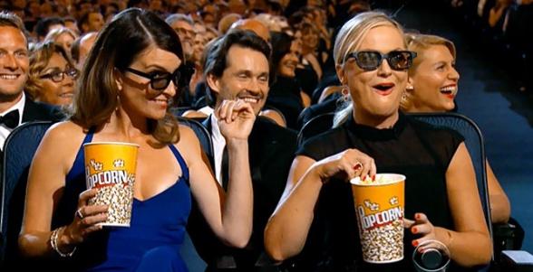 Tina Fey Amy Poehler Globos de Oro