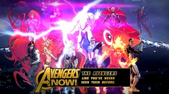 Trailer Avengers Now!
