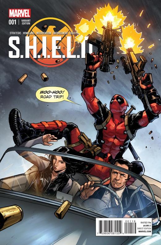 Waid y Pacheco traen Agentes de S.H.I.E.L.D. a la viñeta 03