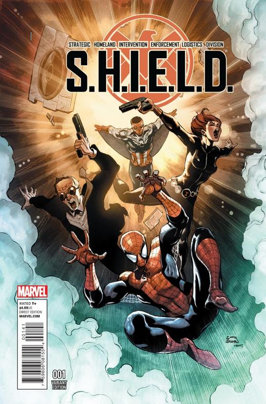 Waid y Pacheco traen Agentes de S.H.I.E.L.D. a la viñeta 06