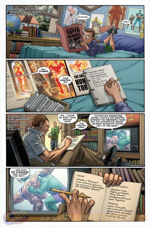 Waid y Pacheco traen Agentes de S.H.I.E.L.D. a la viñeta 11