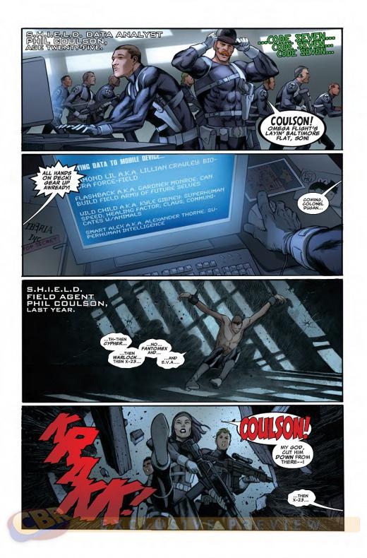 Waid y Pacheco traen Agentes de S.H.I.E.L.D. a la viñeta 12