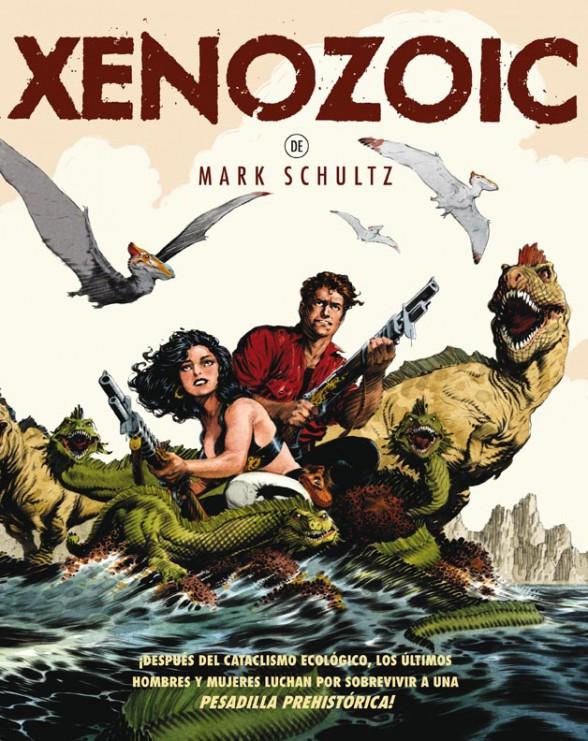 Xenozoic-portada