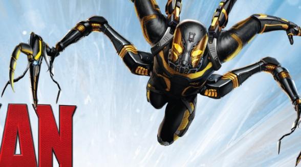 Yellowjacket villano Ant-Man