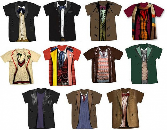 camisetas doctor who