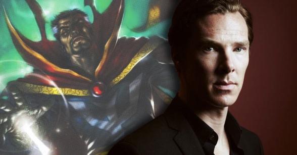 Marvel confirma a Benedict Cumberbatch como Doctor Extraño