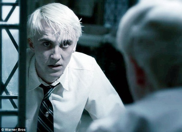 Draco Malfoy, de Harry Potter