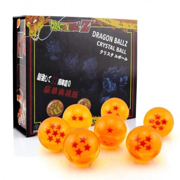 dragon ball bolas de dragon
