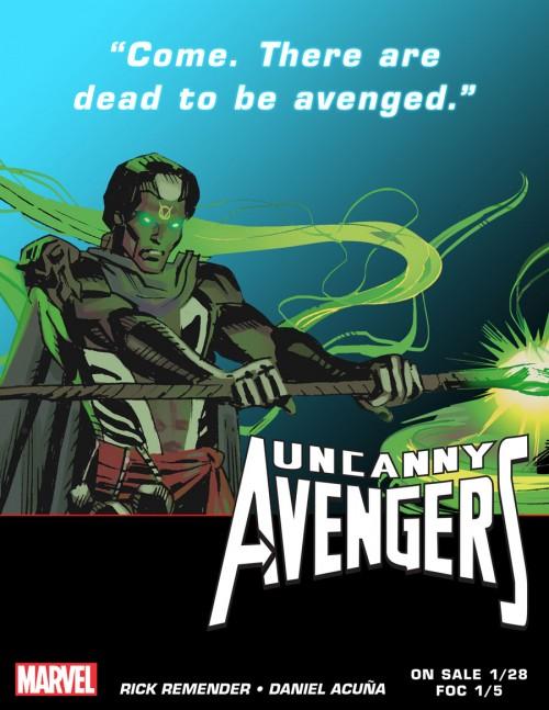 hermano voodoo teaser uncanny avengers