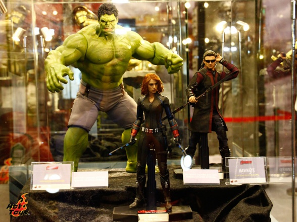 hot toys at toy soul 2014 07