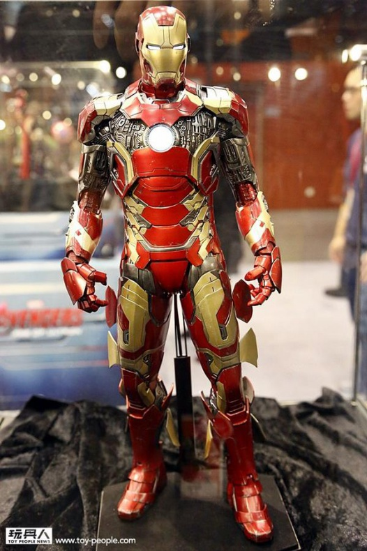 hot toys at toy soul 2014 13