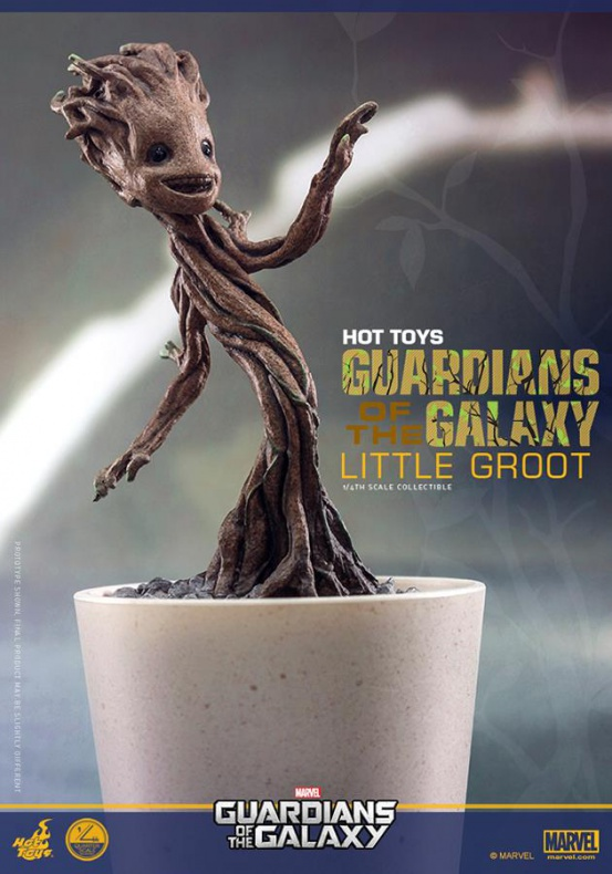 hot toys little groot 2