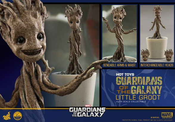 hot toys little groot 3