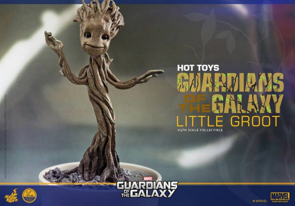 Little Groot Hot Toys