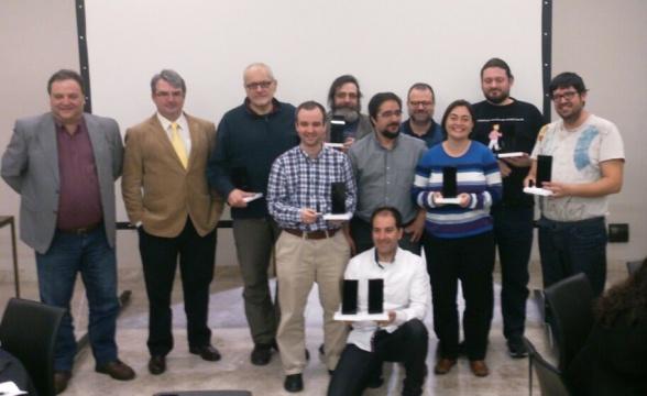 Ganadores de los premios Ignotus