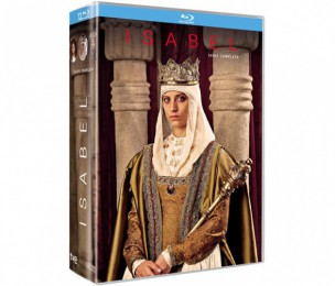 Isabel - serie completa BluRay - para regalar