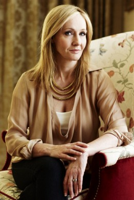 J.K.Rowling, autora de Harry Potter