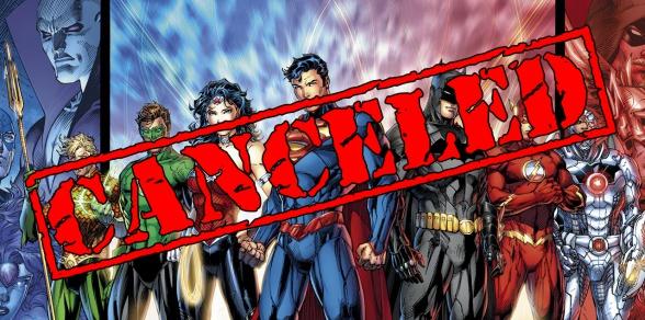 DC Comics cancelará 13 series en marzo de 2015