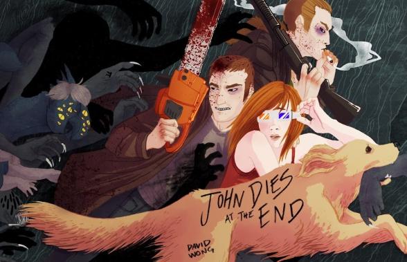 John muere al final, libro de David Wong en Valdemar Insomnia