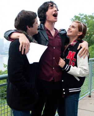 Ezra Miller en 'Las ventajas de ser un marginado'