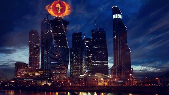 Moscú se queda sin su 'Ojo de Sauron'