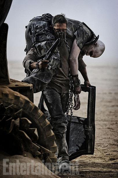 Nueva foto de Mad Max fury road