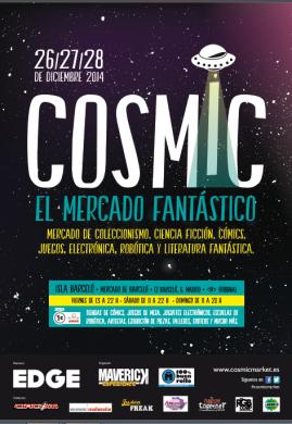 poster cosmic