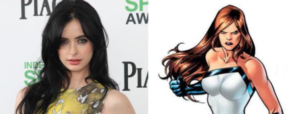 Krysten Ritter será Jessica Jones en la serie de Marvel