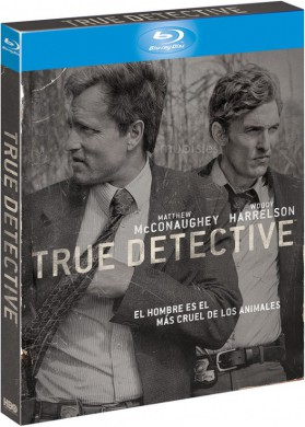 True Detective - Temporada 1 - Blu-Ray