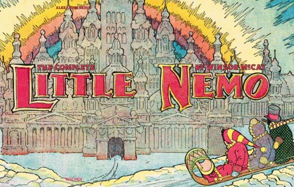 'The Complete Little Nemo by Winsor McCay', de Taschen