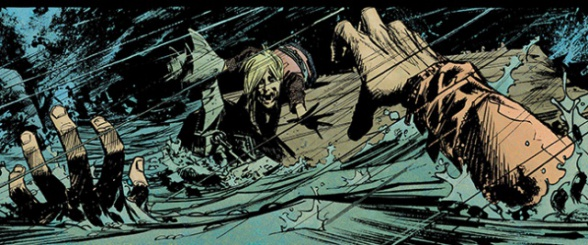 'El resurgir' ('The Wake'), de Scott Snyder y Sean Murphy