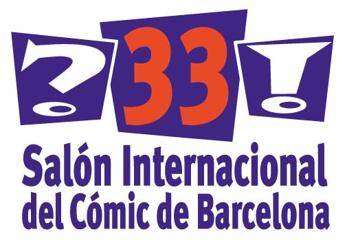 33 Salon Internacional del Comic de Barcelona