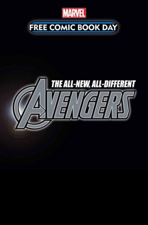 All-New, All-Different Avengers FCBD