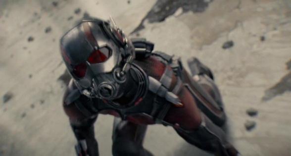 Ant Man Trailer Scott Lang bañera 03