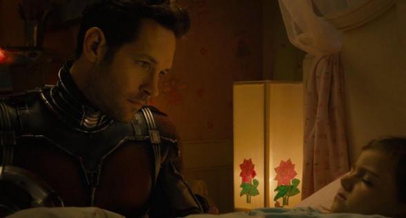 Ant Man Trailer Scott Lang con su hija 02