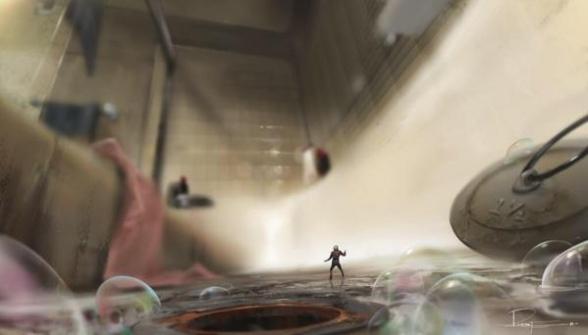Ant-Man bañera 02