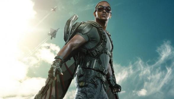Anthony Mackie sobre Captain America Civil War