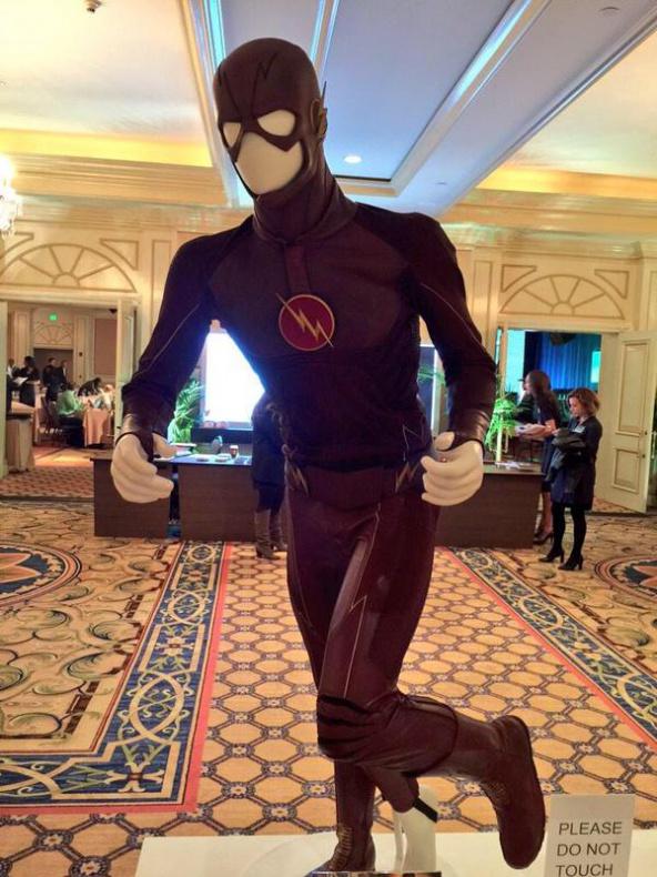 Arrow The Flash TCAs expo Flash 01