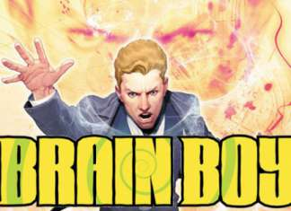 Brain Boy Título