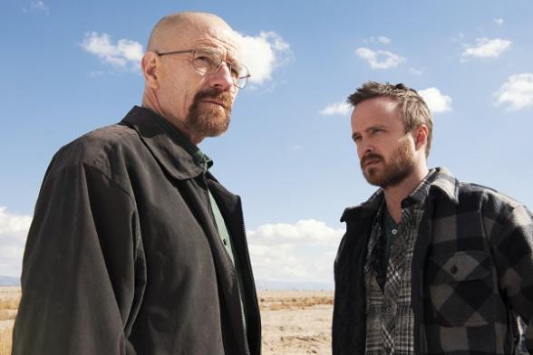 BreakingBad Walter y Jesse