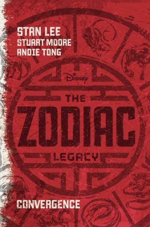 Cubierta The Zodiac Legacy