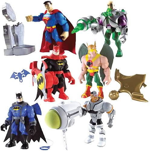 DC Super Friends juguetes
