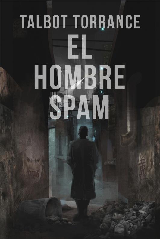 El hombre spam portada web
